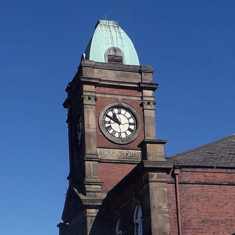 Royton Clock Tower