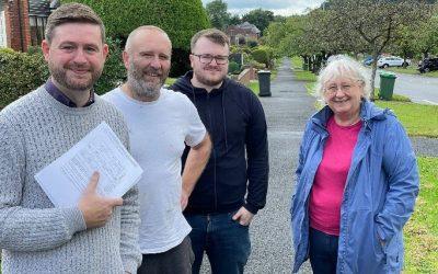 Royton North Labour Councillors Blog October 2021